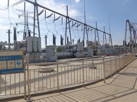 SF6 abb power grids Storage