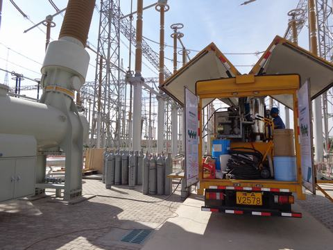 SF6 Gas Insulated Substations unit suppliers