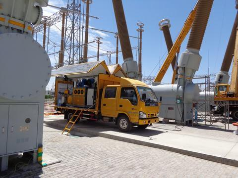 SF6 gis switchgear On-Site Services wika