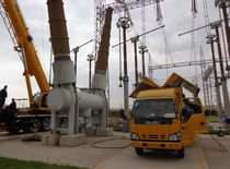 SF6 66 kv gis switchgear emissions rental
