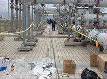 SF6 Gas Insulated Substations leak check Siemens