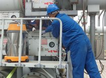 SF6 distribution transformer Handling System wika